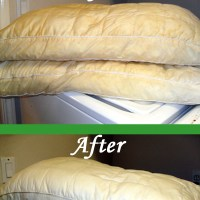 How To Spring Clean Your Pillows