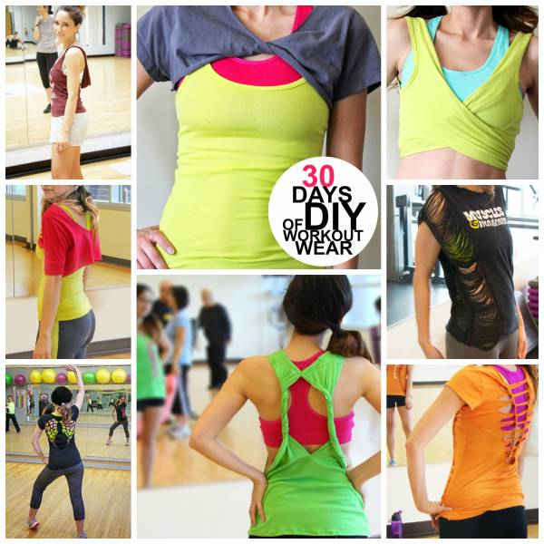 Style Me Quick - DIY Work Out Gear - Bath and Body