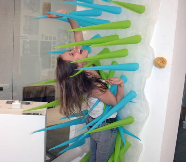 Eco-Warrior-shower-curtain-Spiky