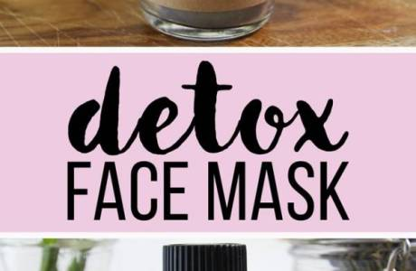 Flower Power Detox Mask – DIY