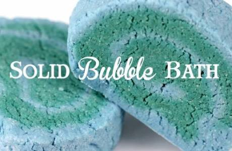 Soap Making Video – Bubble Bars