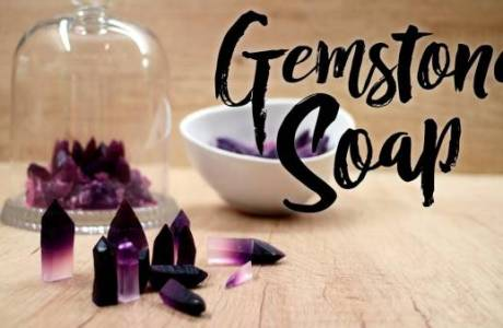 Soap Making Video – Gemstone Soaps