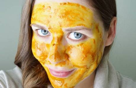 Turmeric Acne Face Mask