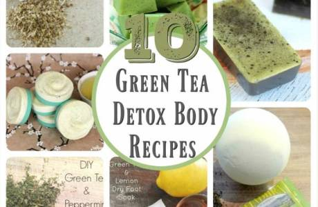 10 Green Tea Matcha Beauty Recipes To Detox Your Body