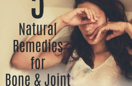 5 Natural Remedies For Bone And Joint Pain