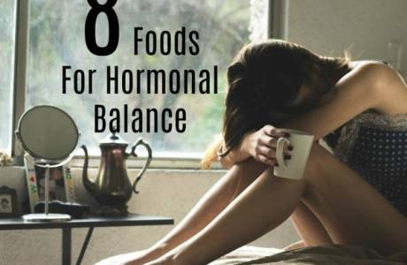 8 Foods For Hormonal Balance