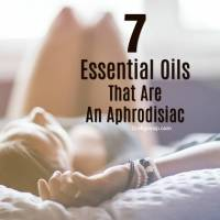 Essential Oils That Are An Aphrodisiac