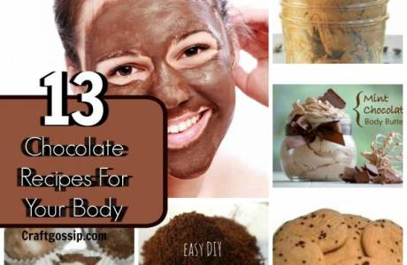 Soothing Chocolate Recipes For Your Body
