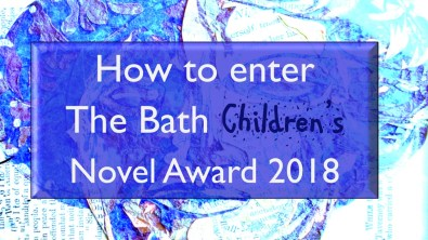 Click here to enter the Bath Children's Novel Award 2018