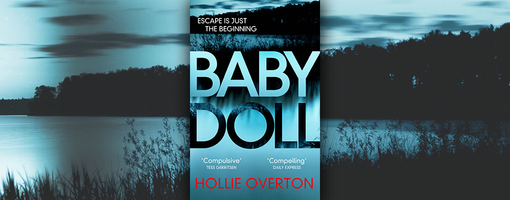 """Hollie Overton: """"I knew from the start that this wasn't a captivity story. It was about the aftermath."""""""