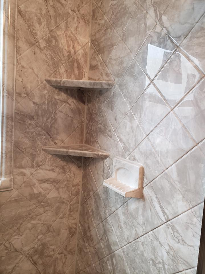 acrylic vs tile walls which is a