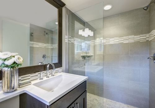 Does A Walk In Shower Add Value To A House Nj Bathroom Remodeling Bathroom Renovation