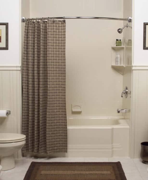 Acrylic Bathroom Wall Surround Installation Md DC Va