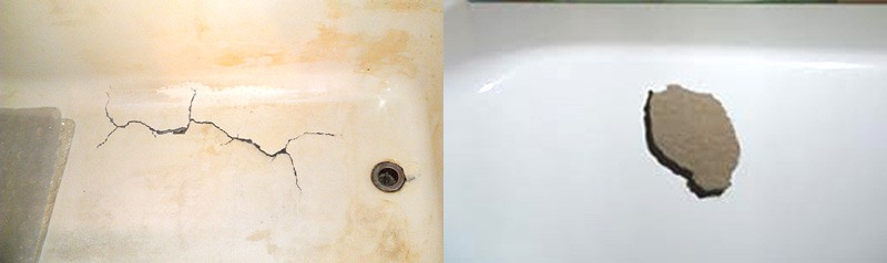 Fiberglass Tub Repair Cracks Or Holes