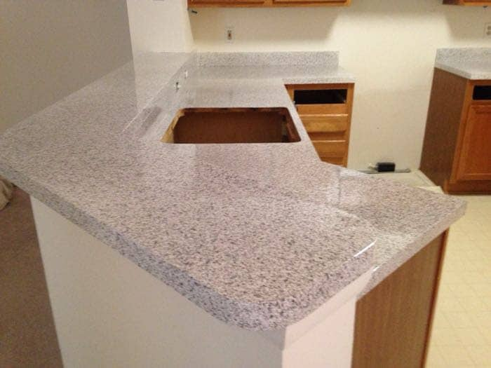 Picture Of Kitchen Countertop Refinishing Home Decor