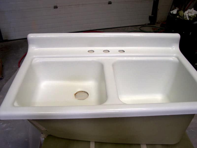 kitchen sink refinishing maryland