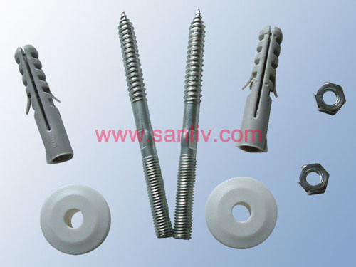 Wash Basin Fixing Screw Sets Bathroom Fixtures