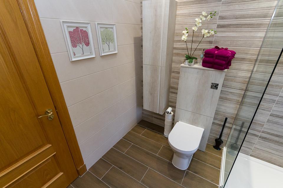 Large Bathroom Installation - Bathroom Centre Stirling