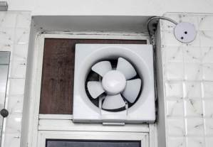 How Much Electricity Does A Bathroom Exhaust Fan Use