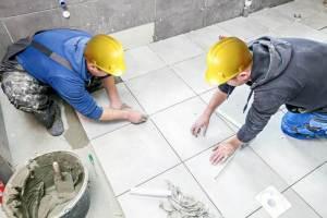 How To Level Bathroom Floor