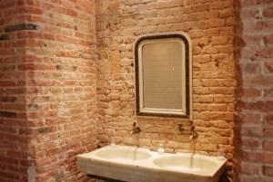 How High To Hang A Bathroom Mirror
