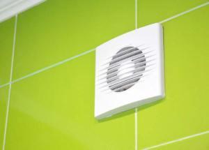 Bathroom Exhaust Fan Blowing Air Down