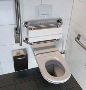 Moving A Toilet On A Concrete Slab