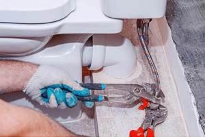 Toilet Water Supply Line Leak After Fill Valve Replacement