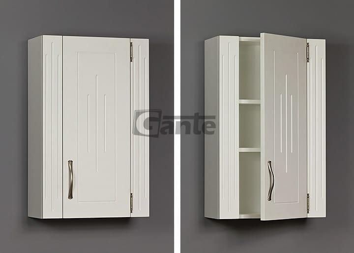white cabinet 45cm