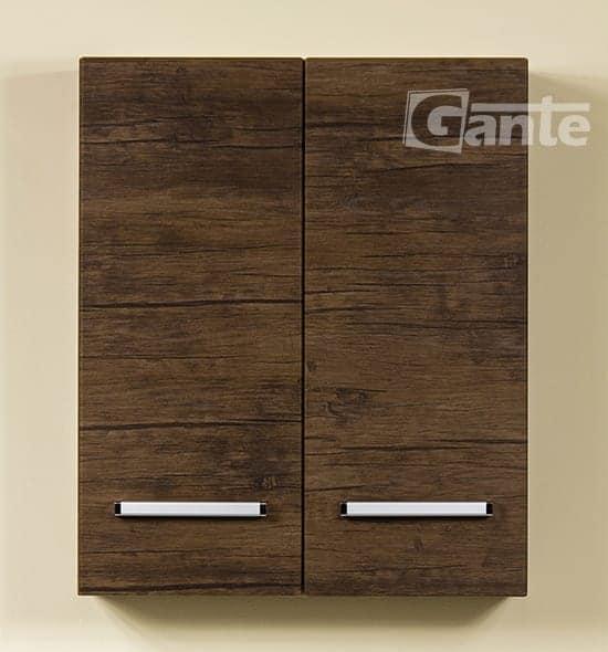 bathroom cabinet 60cm antique wood