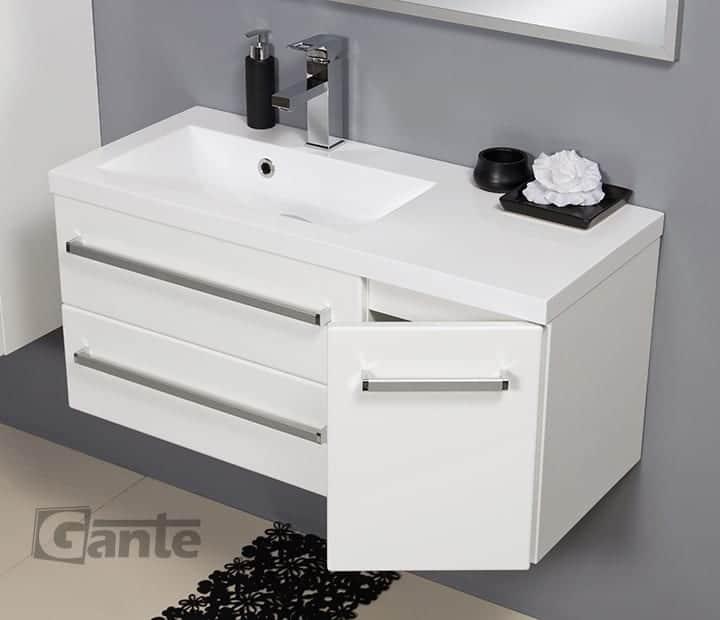 vanity unit  90cm