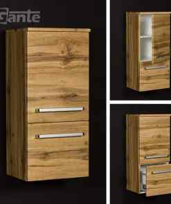 storage unit 40 cm oak