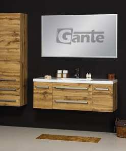 Vanity unit 120 oak