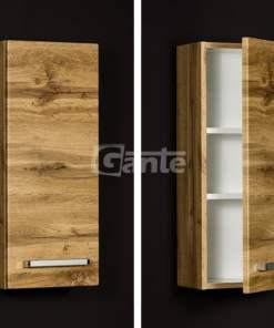 oak bathroom cabinet 30 cm