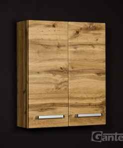 bathroom cabinet 60cm Oak