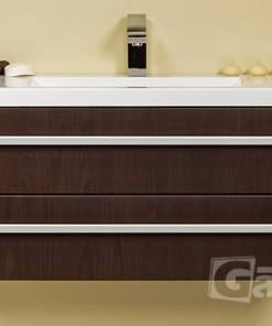 vanity unit 80cm wenge