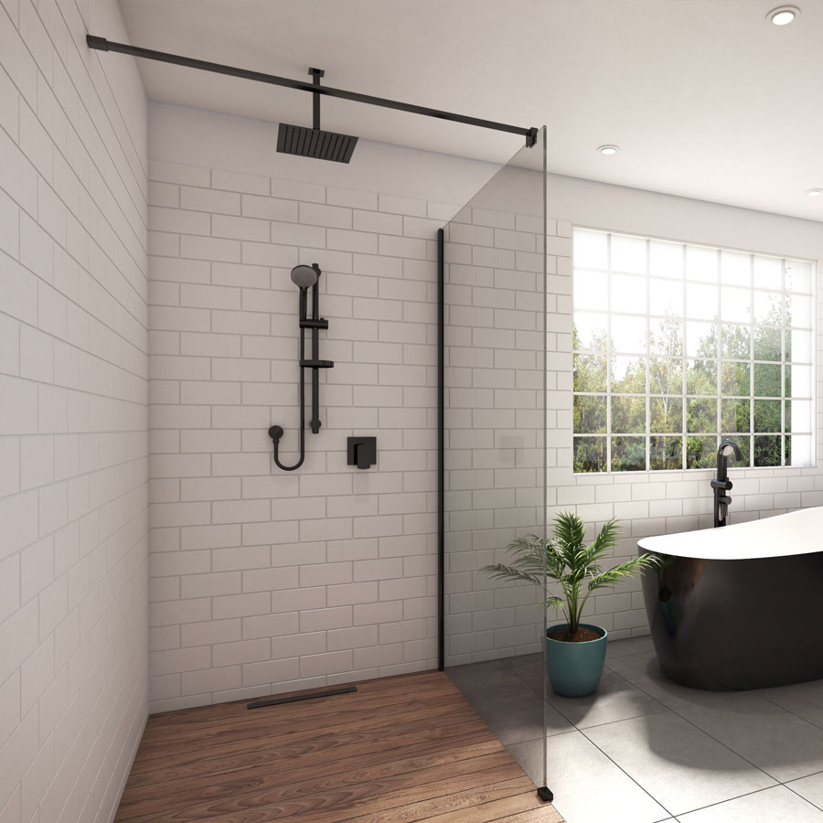 Wet Room Bathroom Design