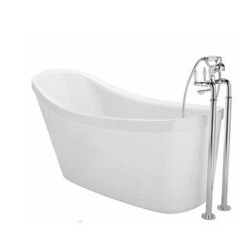 cooke & lewis freestanding duchess bathtub