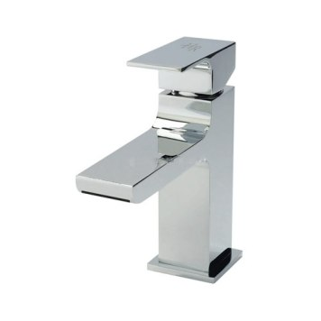 hudson reed mono waterfall basin mixer tap