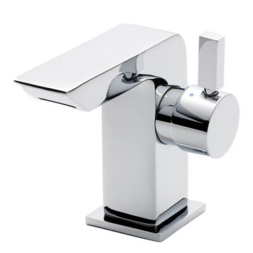 ultra mini waterfall basin mixer