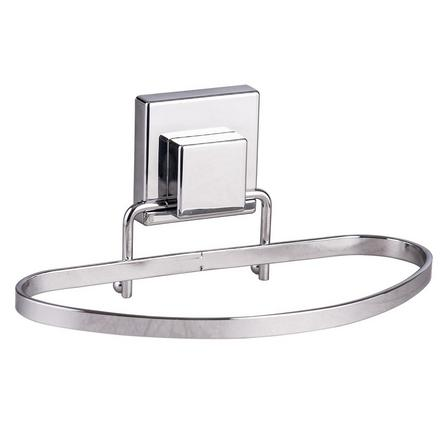Smartloc Towel Ring Silver Bathrooms Plus