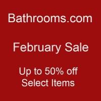 bathroom.com february sale