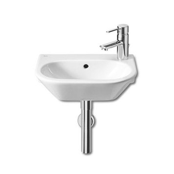 Roca Nexo Compact 405 X 275Mm Wall-Hung Cloakroom Basin 1Th
