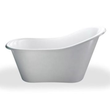 Clearwater Emperor 1530mm x 725mm Traditional Freestanding Bath