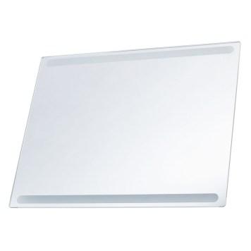 Clent LED Bathroom Mirror Wall Light - Chrome