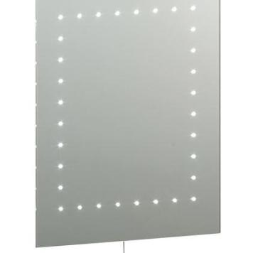 13758 Mareh LED Switched Illuminated Bathroom Mirror