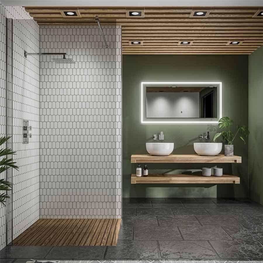 Give Your Bathroom Stunning Look with HiB Mirror Cabinet, Mirrors and Bathroom Furniture