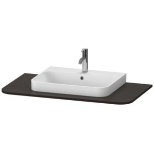 Duravit Happy D.2 Plus Console For Vanity Units – 1000mm X 550mm – Brushed Walnut