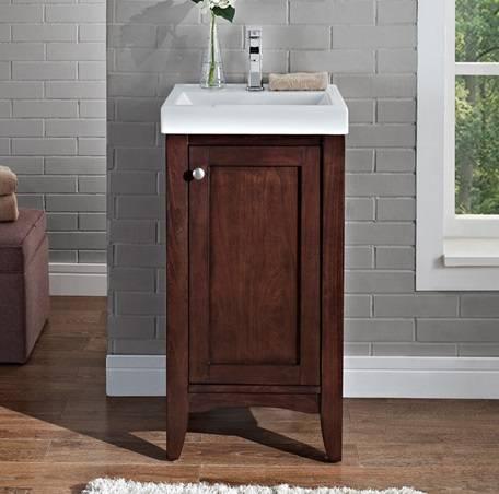 18 fairmont designs shaker americana vanity sink combo