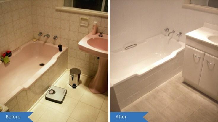 Bathroom Werx For Bathroom Enamel Resurfacing